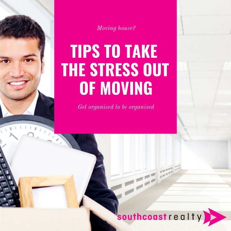Tips To Take The Stress Out Of Moving